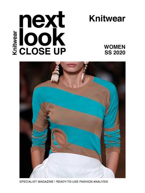 Next Look Close Up Women Knitwear  -  (DIGITAL + PRINT VERSION)