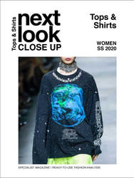 Next Look Close Up Women Tops + Shirts Subscription -  (DIGITAL + PRINT VERSION)