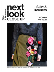 Next Look Close Up Women Skirts & Pants Subscription -  (DIGITAL + PRINT VERSION)