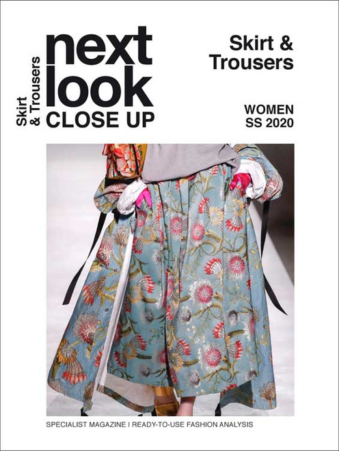 Next Look Close Up Women Skirts & Pants  -  (DIGITAL + PRINT VERSION)