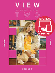 View 2 Magazine Subscription (Holland) - (Print + Digital Edition)