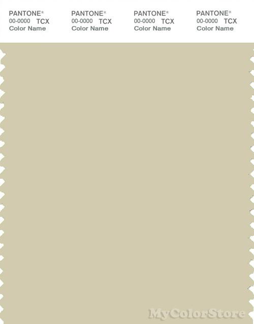 PANTONE SMART 13-0611X Color Swatch Card, Moth