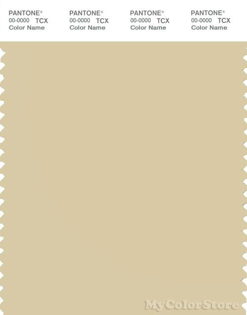 PANTONE SMART 13-0613X Color Swatch Card, Light Chartreuse
