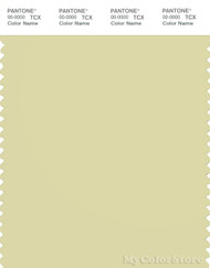 PANTONE SMART 13-0614X Color Swatch Card, Garden Glade