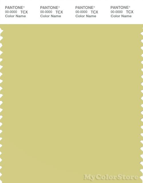 PANTONE SMART 13-0632X Color Swatch Card, Endive