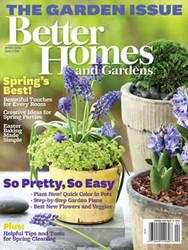 Better Homes & Gardens Magazine  (US) (DIGITAL EDITION)