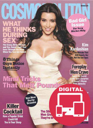 Cosmopolitan Magazine  (US) - (DIGITAL EDITION)