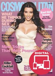 Cosmopolitan Magazine  (US) - (DIGITAL EDITION)
