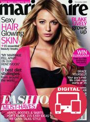 Marie Claire Magazine  (US) - (DIGITAL EDITION)