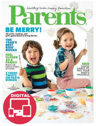 Parents Magazine Subscription (US) - DIGITAL EDITION
