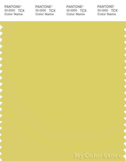 PANTONE SMART 13-0640X Color Swatch Card, Acacia