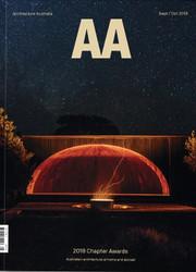 Architect Magazine  (Australia)  - 6 issues/yr. Via Air