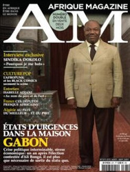 Afrique Magazine  (France) - 11 issues/yr.