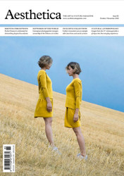 Aesthetica Magazine  (UK) - 6 issues/yr.
