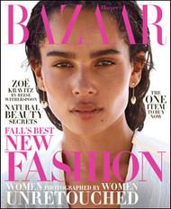 Harper's Bazaar Magazine  (Japan) - 12 issues/yr.
