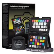 X-Rite ColorMunki Display & ColorChecker Passport bundle CMUNDISMSCCPP