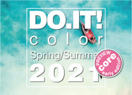 DO.IT! Color CORE - Color Forecast S/S 2021 for Fashion + Interiors