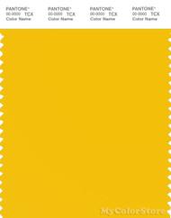 PANTONE SMART 13-0752X Color Swatch Card, Lemon