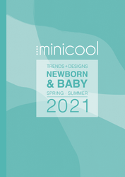 Minicool Baby - Original Graphic Design for Babies S/S 2021