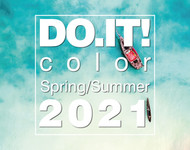 DO.IT! Color Forecast S/S 2021  for Fashion + Interiors