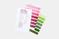 PANTONE SOLID CHIPS Coated & Uncoated Supplement GP1606A-SUPL