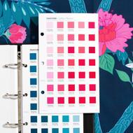 Pantone Fashion Home Interiors Cotton Planner Supplement Fhic310a Opr