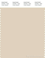 PANTONE SMART 13-0908X Color Swatch Card, Parchment
