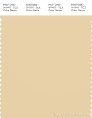 PANTONE SMART 13-0916X Color Swatch Card, Chamomile