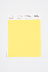 Pantone Smart 13-0647 TCX Color Swatch Card, Illuminating