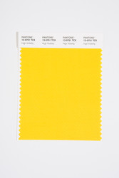 Pantone Smart 13-0751 TCX Color Swatch Card, High Visibility