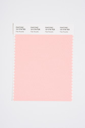 Pantone Smart 13-1716 TCX Color Swatch Card, Pale Rosette