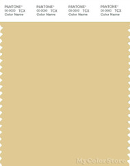 PANTONE SMART 13-0922X Color Swatch Card, Straw