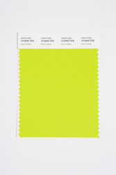Pantone Smart 14-0443 TCX Color Swatch Card, Kiwi Colada