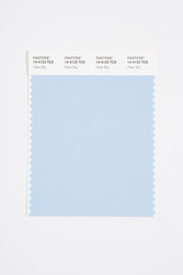 Pantone Smart 14-4123 TCX Color Swatch Card, Clear Sky