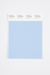 Pantone Smart 14-4124 TCX Color Swatch Card, Dutch Canal