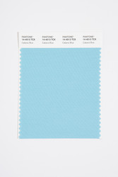 Pantone Smart 14-4513 TCX Color Swatch Card, Cabana Blue
