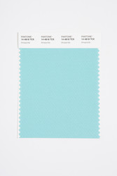 Pantone Smart 14-4818 TCX Color Swatch Card, Amazonite