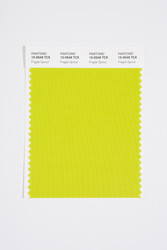 Pantone Smart 15-0549 TCX Color Swatch Card, Fragile Sprout