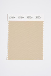 Pantone Smart 15-1115 TCX Color Swatch Card, Fields of Rye