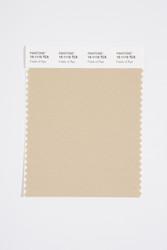 Pantone Smart 15-1115 TCX Color Swatch Card, Fields of Rye
