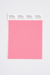 Pantone Smart 15-1915 TCX Color Swatch Card, Flowering Ginger