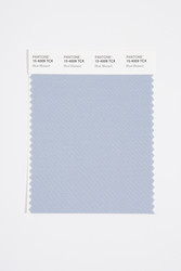 Pantone Smart 15-4009 TCX Color Swatch Card, Blue Blizzard