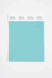 Pantone Smart 15-4711 TCX Color Swatch Card, Coastal Shade