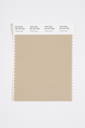 Pantone Smart 16-1101 TCX Color Swatch Card, Trench Coat