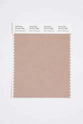 Pantone Smart 16-1211 TCX Color Swatch Card, Mocha Meringue