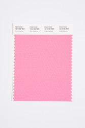 Pantone Smart 16-2122 TCX Color Swatch Card, Pink Cosmos