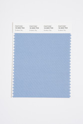 Pantone Smart 16-4022 TCX Color Swatch Card, Endless Sky