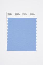 Pantone Smart 16-4029 TCX Color Swatch Card, Azurine