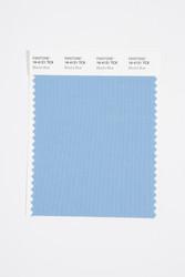 Pantone Smart 16-4121 TCX Color Swatch Card, Blissful Blue