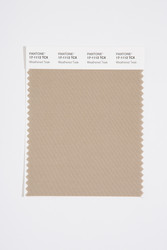 Pantone Smart 17-1112 TCX Color Swatch Card, Weathered Teak